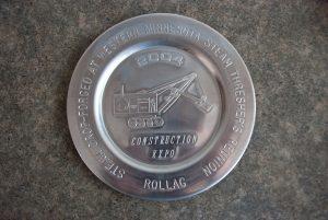 2004 Plate