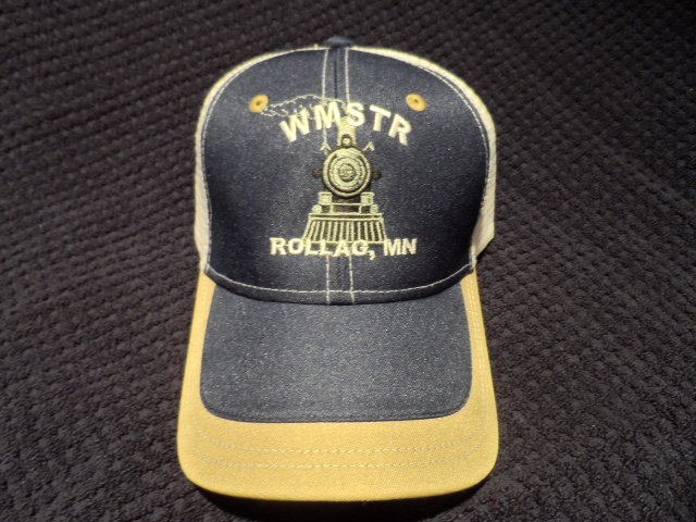 Hat train navy