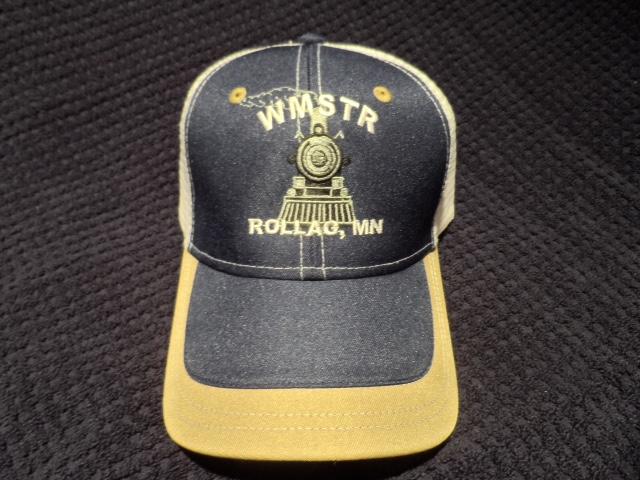 128ed524e23 WMSTR Train Hat