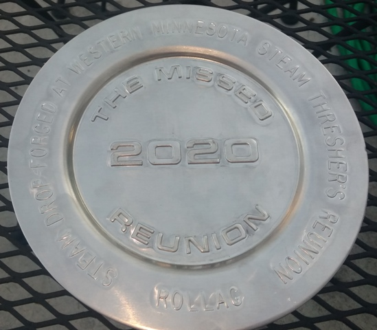 2020 Plate