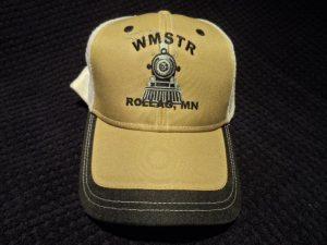 WMSTR Railroad Cap