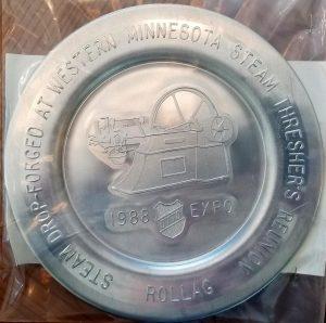 1988 Plate