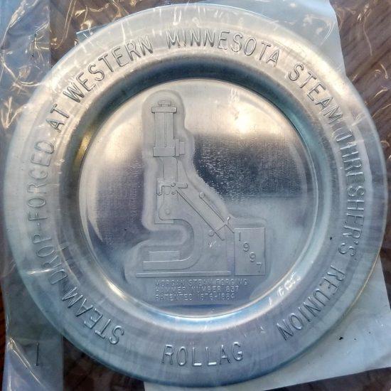 1997 Plate