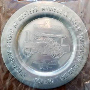 2013 Plate