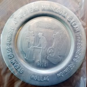 2015 Plate