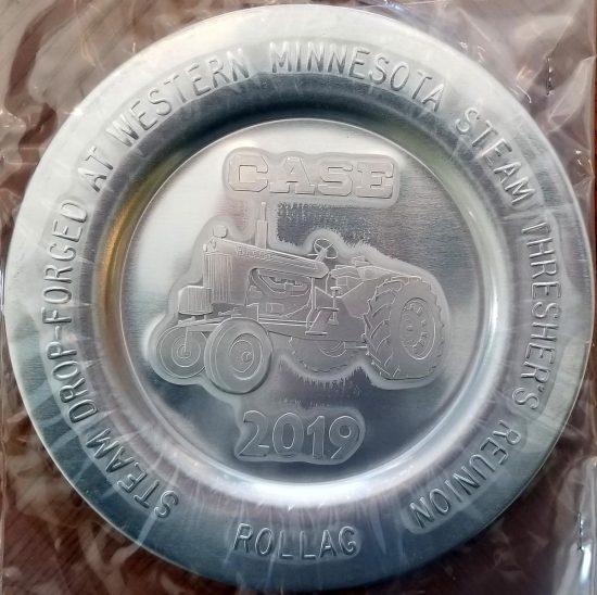 2019 Plate