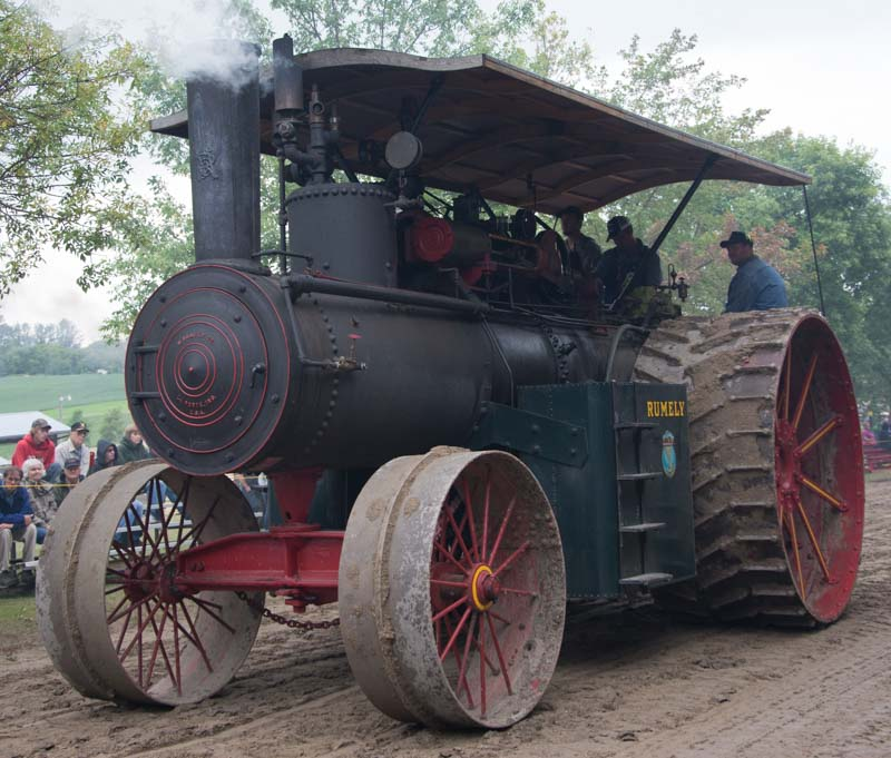 Rumely Feature